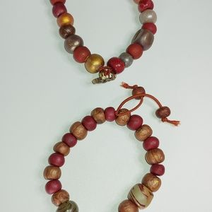 None Jewelry - Combo Bracelet Set
